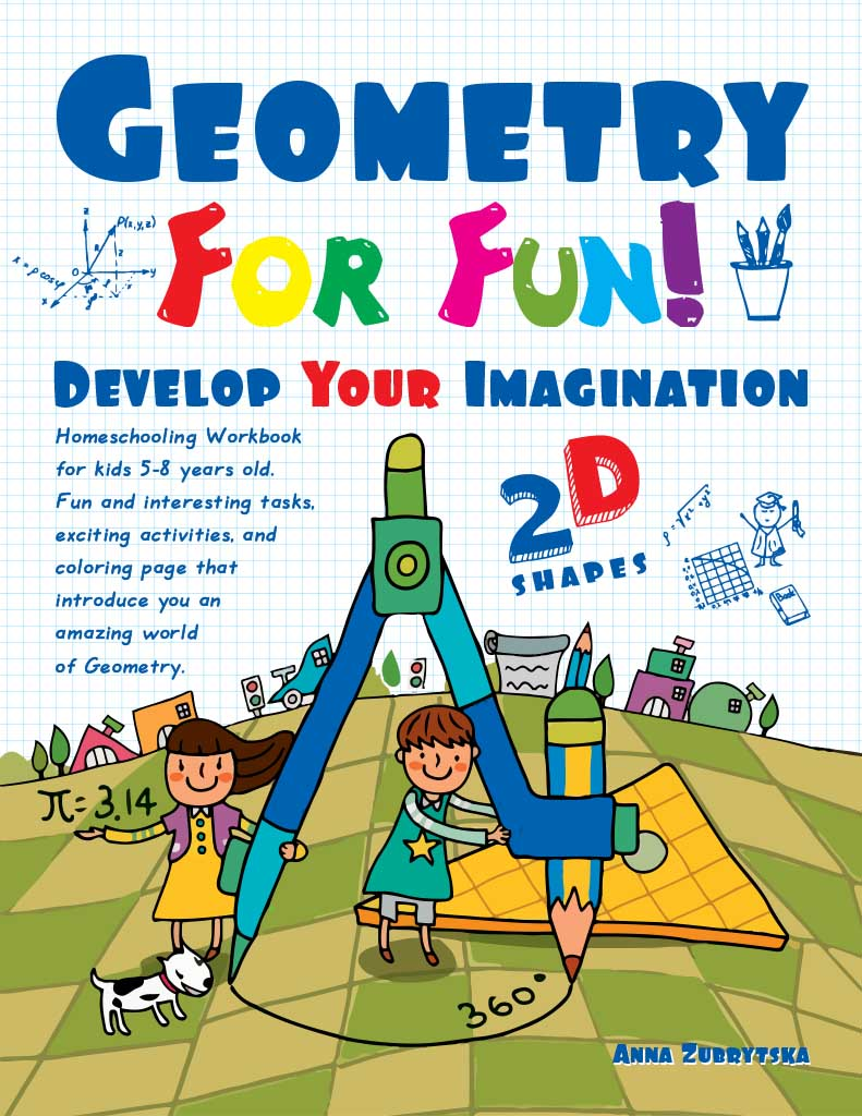 Cover of Geometry for Fun!