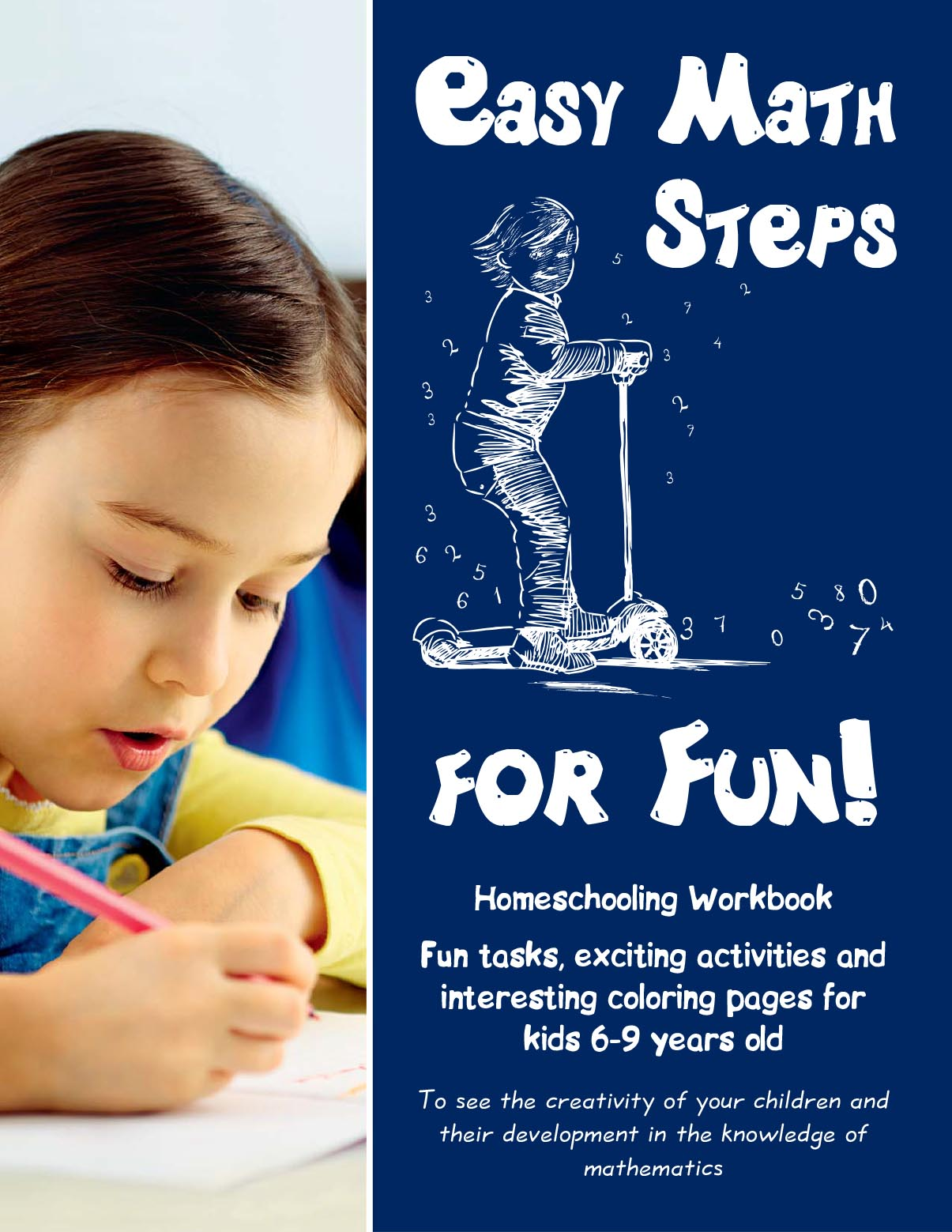 Cover of Easy Math Steps for Fun!