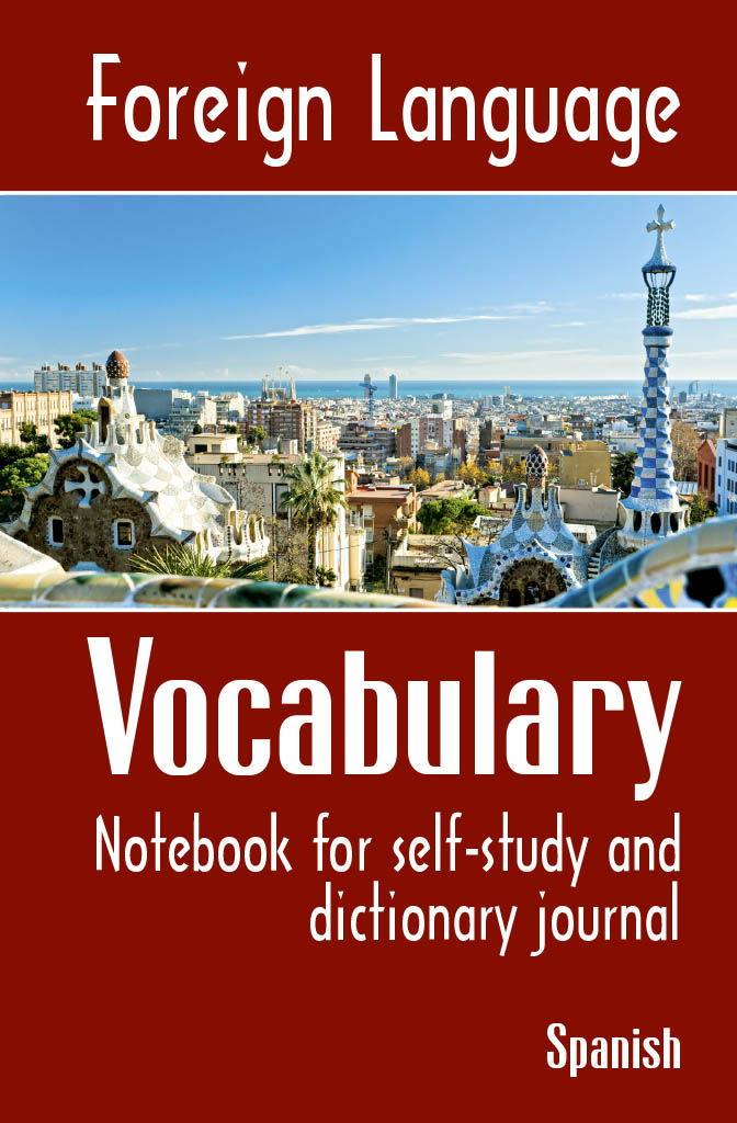 Cover of Foreign Language Vocabulary - Spanish