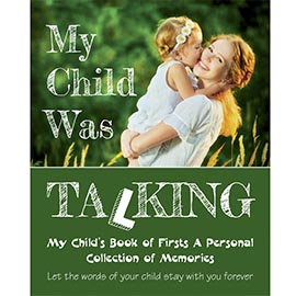 Cover of My Child Was Talking