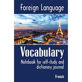 Cover of Foreign Language Vocabulary - French