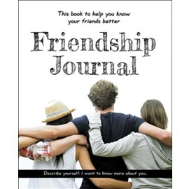Cover of Friendship Journal (Updated)