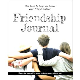 Overtop Picture of Friendship Journal (Updated)