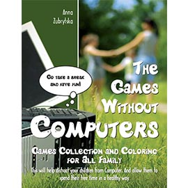 Cover of The Games Without Computers