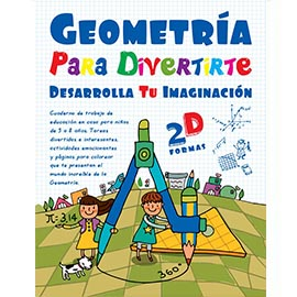 Cover of Geometría Para Divertirte