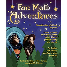 Cover of Fun Math Adventures