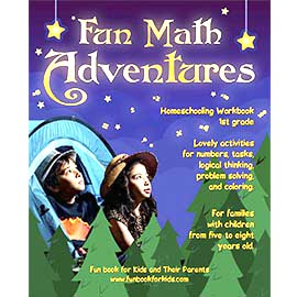 Overtop Picture of Fun Math Adventures