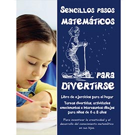 Cover of Sencillos pasos matemáticos para divertirse