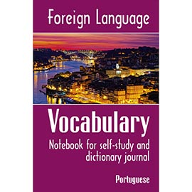 Cover of Foreign Language Vocabulary - Portuguese