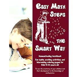 Overtop Picture of Easy Math Steps the Smart Way