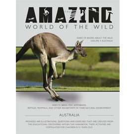 Cover of The Amazing World of the Wild