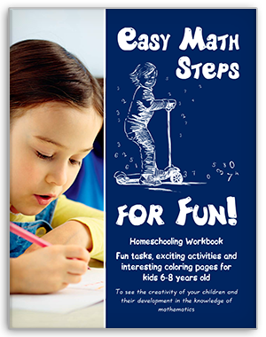 Photo of Easy Math Steps<br/>for Fun!