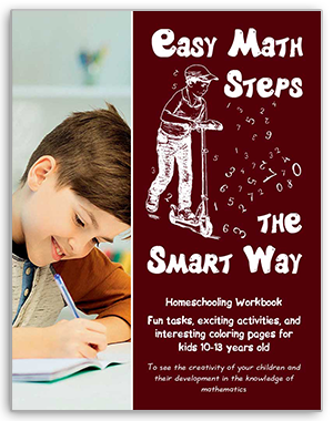 Photo of Easy Math Steps<br/>the Smart Way
